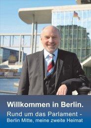 Willkommen in Berlin. - Rainer Arnold