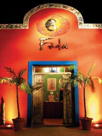 Bar e Restaurante Frida - Lume Arquitetura