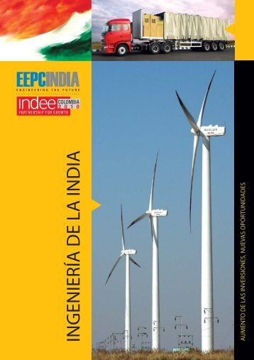 Engineering catalogue_Spanish... - Eepcindee.com