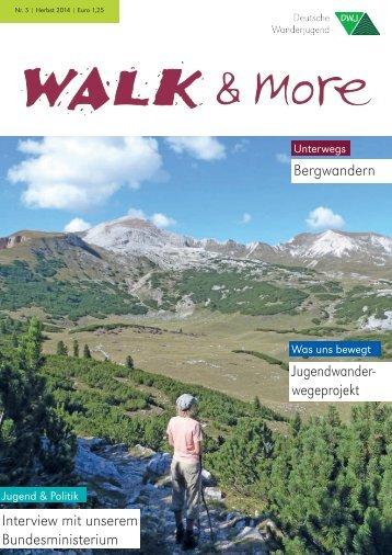 WALK & more 2014 Nr. 3