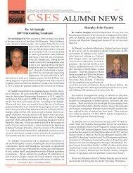 New Program Newsletter.indd - Crop, Soil, and Environmental ...