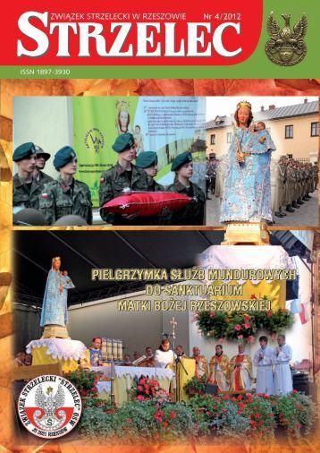 strzelec nr 4_2012 - Strzelec - Rzeszów