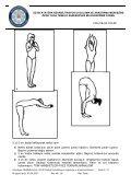 Yoga Temelli Egzersizler Bilgilendirme Formu - Page 5