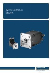 Katalog für Kollmorgen Automations- und Antriebslösungen