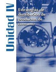 Estrategias de distribución de productos de consumo Estrategias de ...