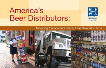 America's Beer Distributors: - Monarch Beverage