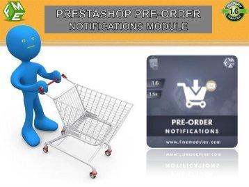 Order Status Add-on for PrestaShop by FMM