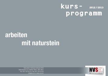 Download - Naturstein-Verband Schweiz (NVS)