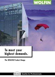 WOLFIN - Raven Roofing Supplies