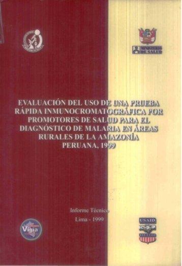 1999 - Bvs.minsa.gob.pe - Ministerio de Salud
