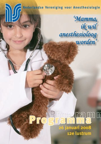 Programma Programma - Nederlandse Vereniging voor ...
