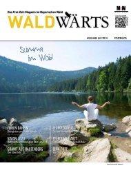WALDWÄRTS Ausgabe 1429