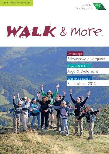 WALK & more 2014 Nr. 1