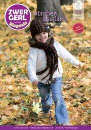 Zwergerl Magazin München/Oberland November 2014