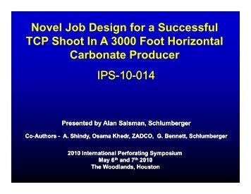 IPS-10-014 - Perforators.org