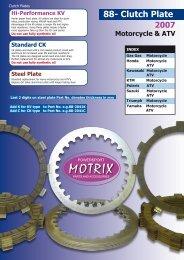 88- Clutch Plate - Startline