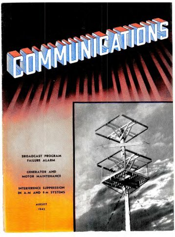 Communications 1942 08.pdf - Italy