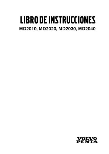 LIBRO DE INSTRUCCIONES - Velero Olaje