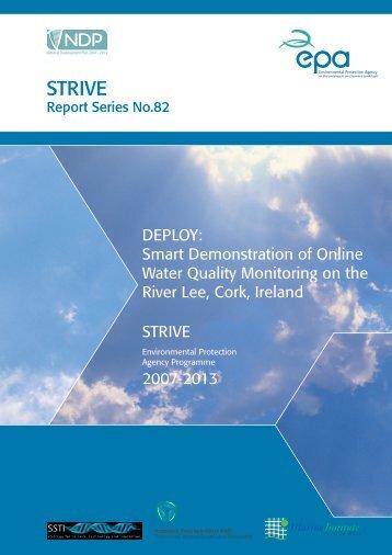 STRIVE - Marine Institute Open Access Repository