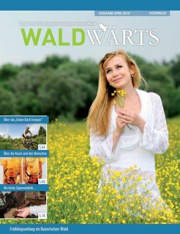 WALDWÄRTS Ausgabe 1417