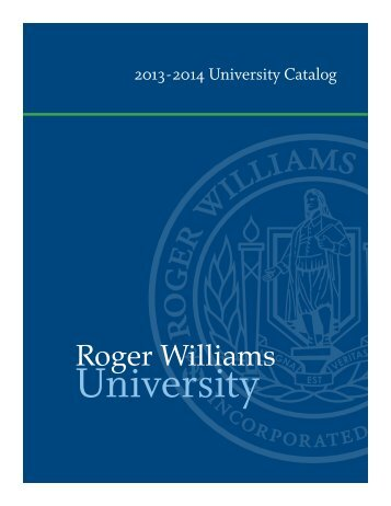 Download PDF - Roger Williams University