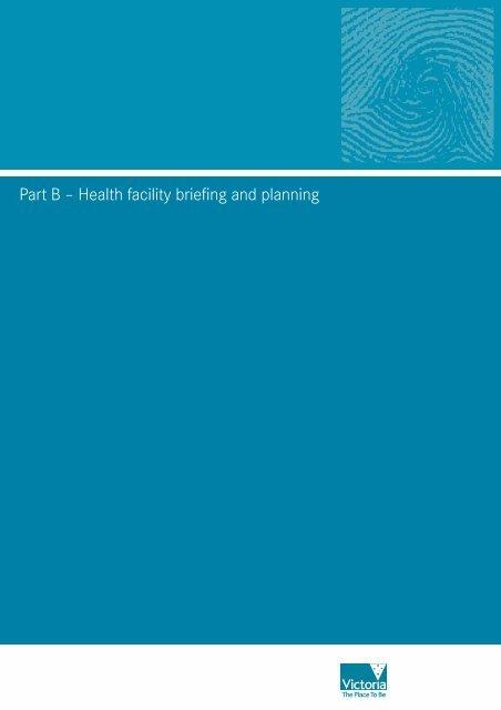Part B (3.7 mb, PDF) - Healthdesign.com.au