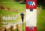 WM SMALL CAO Sport op weg naar 2015