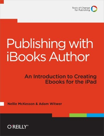 Publishing with iBooks Author - Higher Colleges of Technology