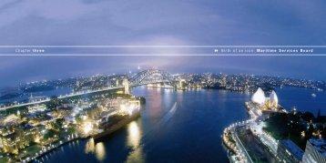 Chapter 3 - Sydney Ports