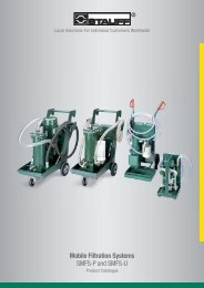 Product Catalogue Mobile Filter Systems SMFS (PDF - 1,2 MB) - Stauff