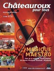 Juin 2009 - Châteauroux