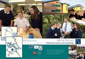 Mill Hill School - Eteach