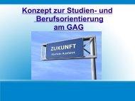 und Berufsorientierung am GAG (pdf-Datei) - Graf-Adolf-Gymnasium