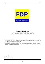 pdf Download - FDP Niedersachsen
