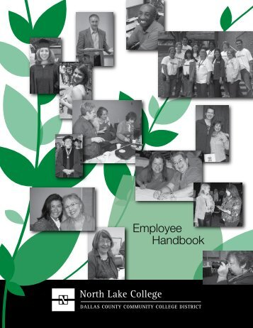 Employee Handbook - North Lake College