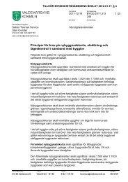 Principer för krav på nybyggnadskarta, utsättning och lägeskontroll i ...