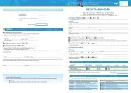 registration form - 65th CONGRESS OF THE INTERNATIONAL ...