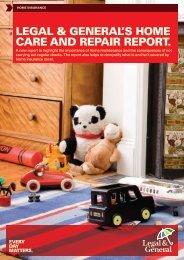 Home Care & Repair Report - Legal & General