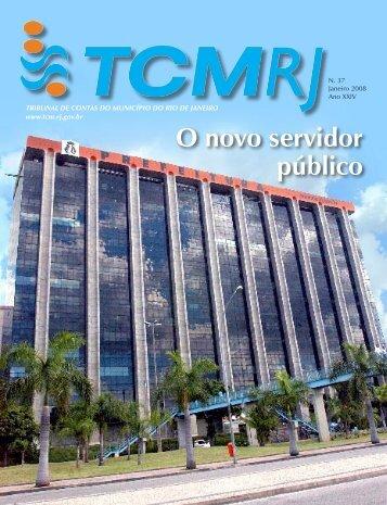 O novo servidor público - Tribunal de Contas do Município do Rio ...