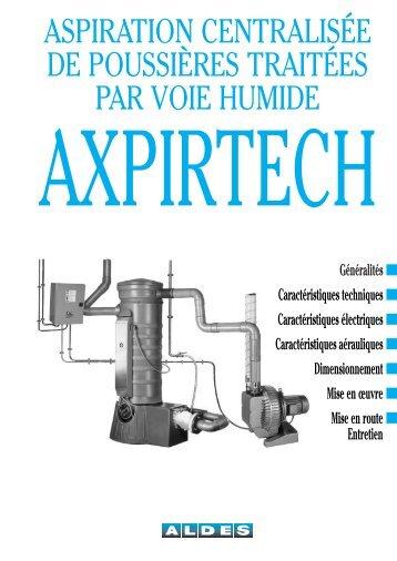 VC 268 - Axpirtech - Aldes