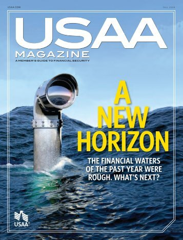 Fall 2009 USAA Magazine