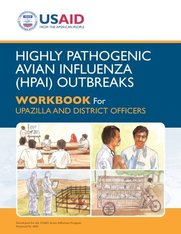 Workbook for Upazilla and District Officers - Avian and Pandemic ...