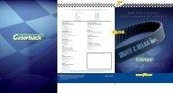 Gatorback leaflet - Online catalogue