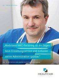 Produktbroschüre zum Download (PDF) - Health AG