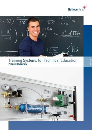 Fuel Cell Training Systems - techno volt