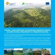 Projektna brošura - Natreg