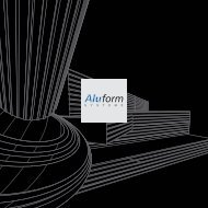 s in Form. - Aluform System GmbH & Co. KG
