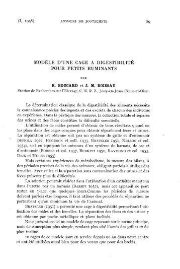 PDF (632.6 KB) - Animal Research
