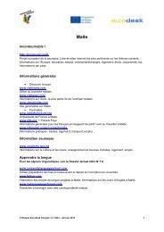 Clic Malte 2013