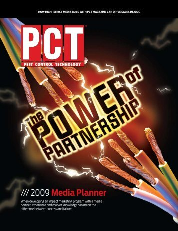 how high-impact media buys with pct magazine - Pest Control ...